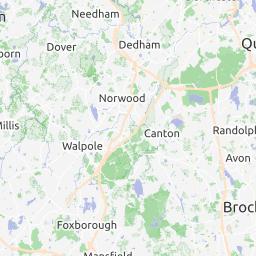 Massachusetts Subway Map.Red Line Subway Mbta