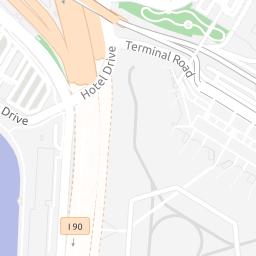 Terminal B Stop 2 - Arrivals Level | MBTA