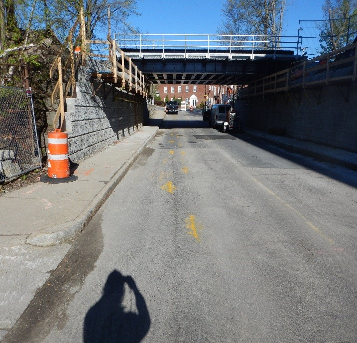 Guild Street Bridge in 2017