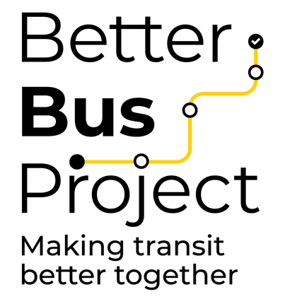 Better Bus Project logo