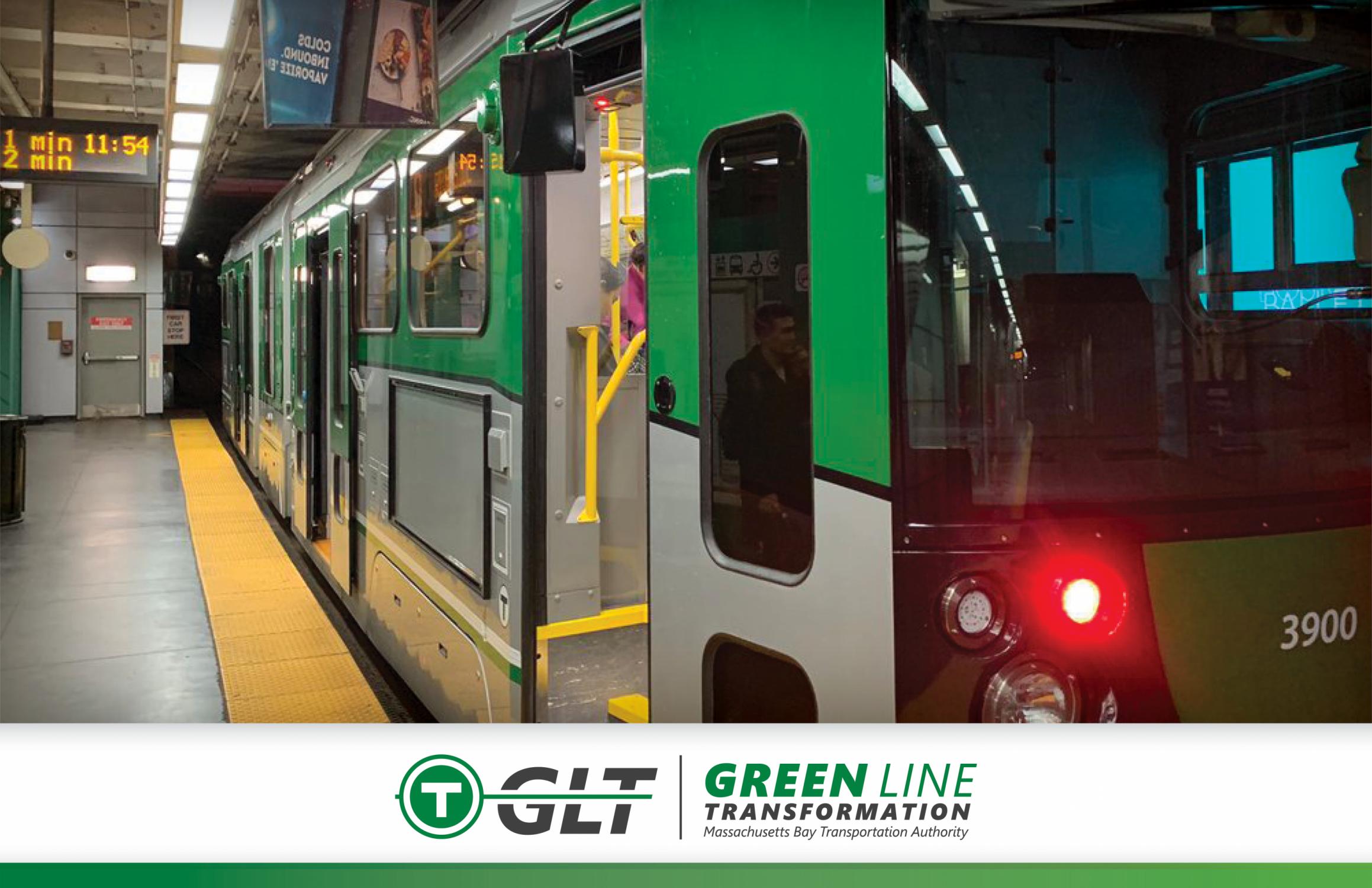 Green Line Transformation logo