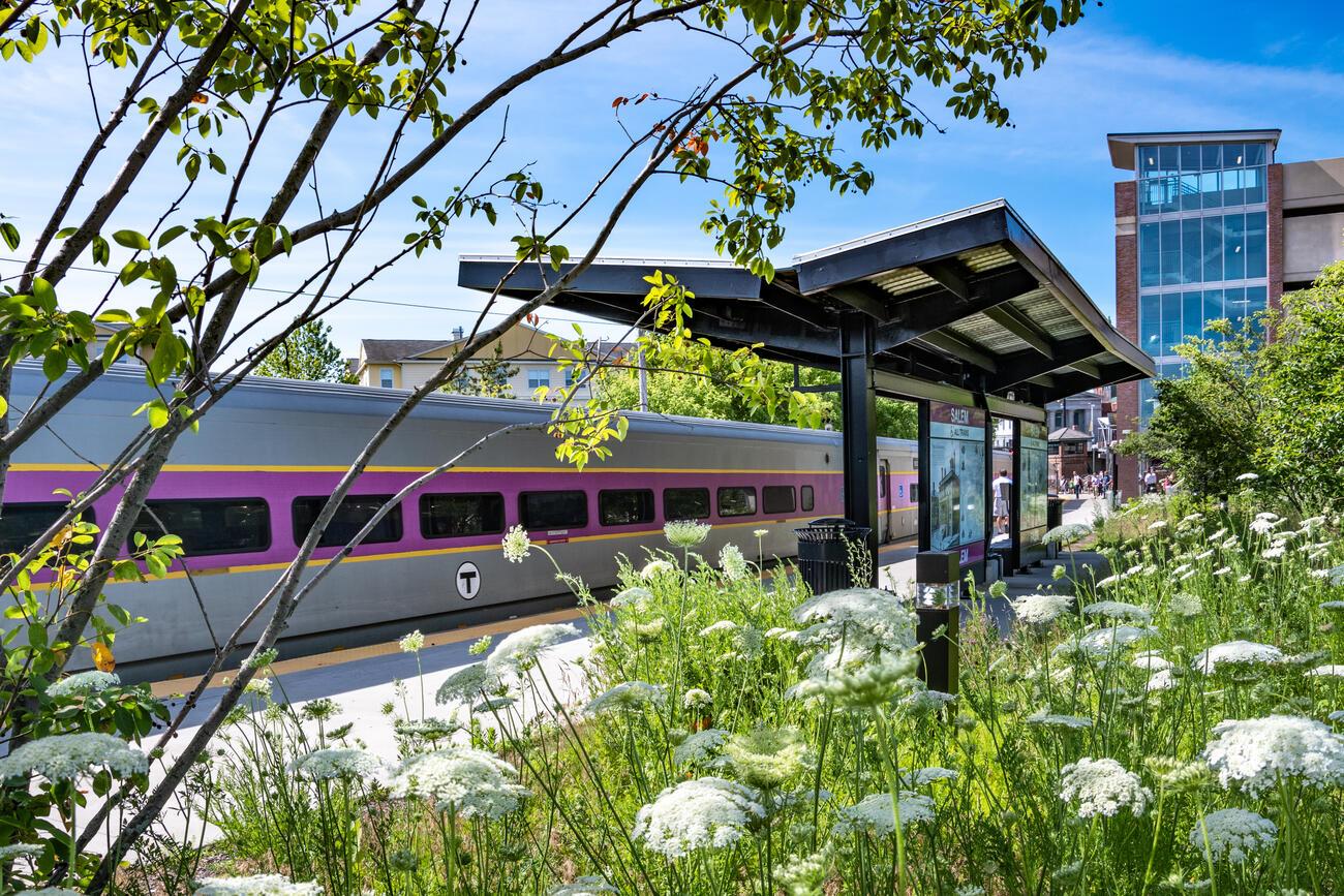 Sustainable design at Salem Station