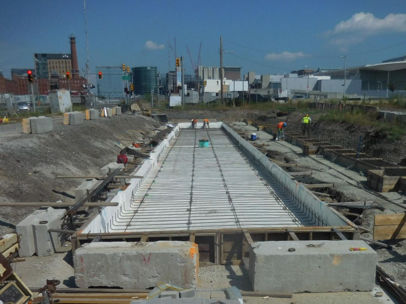 New test track in South Boston: Vehicle Testing Facility Foundation (September 2018).