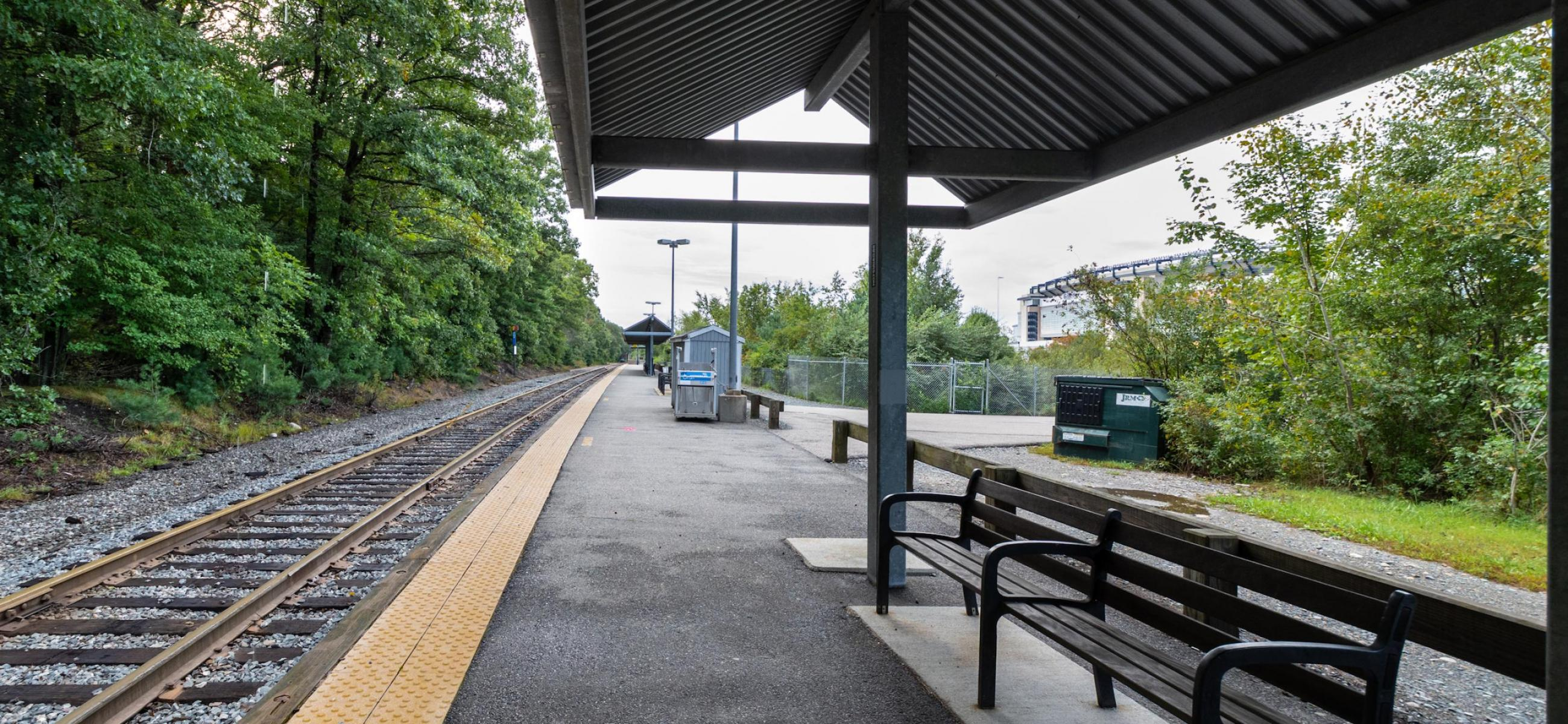 Foxboro Station Commuter Rail