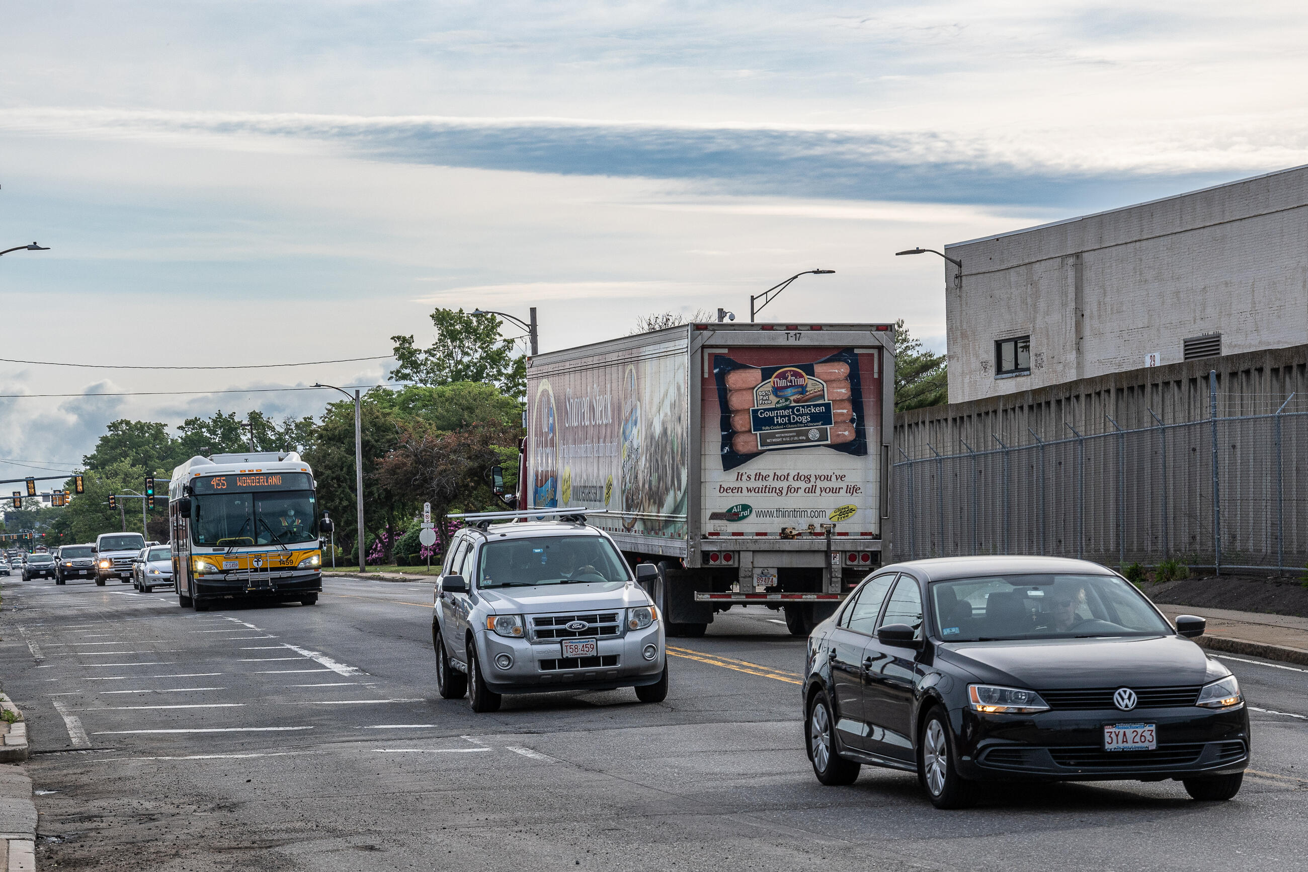 Western Ave in Lynn was identified as a major source of bus delay through MassDOT's Lynn Transit Action Plan process.
