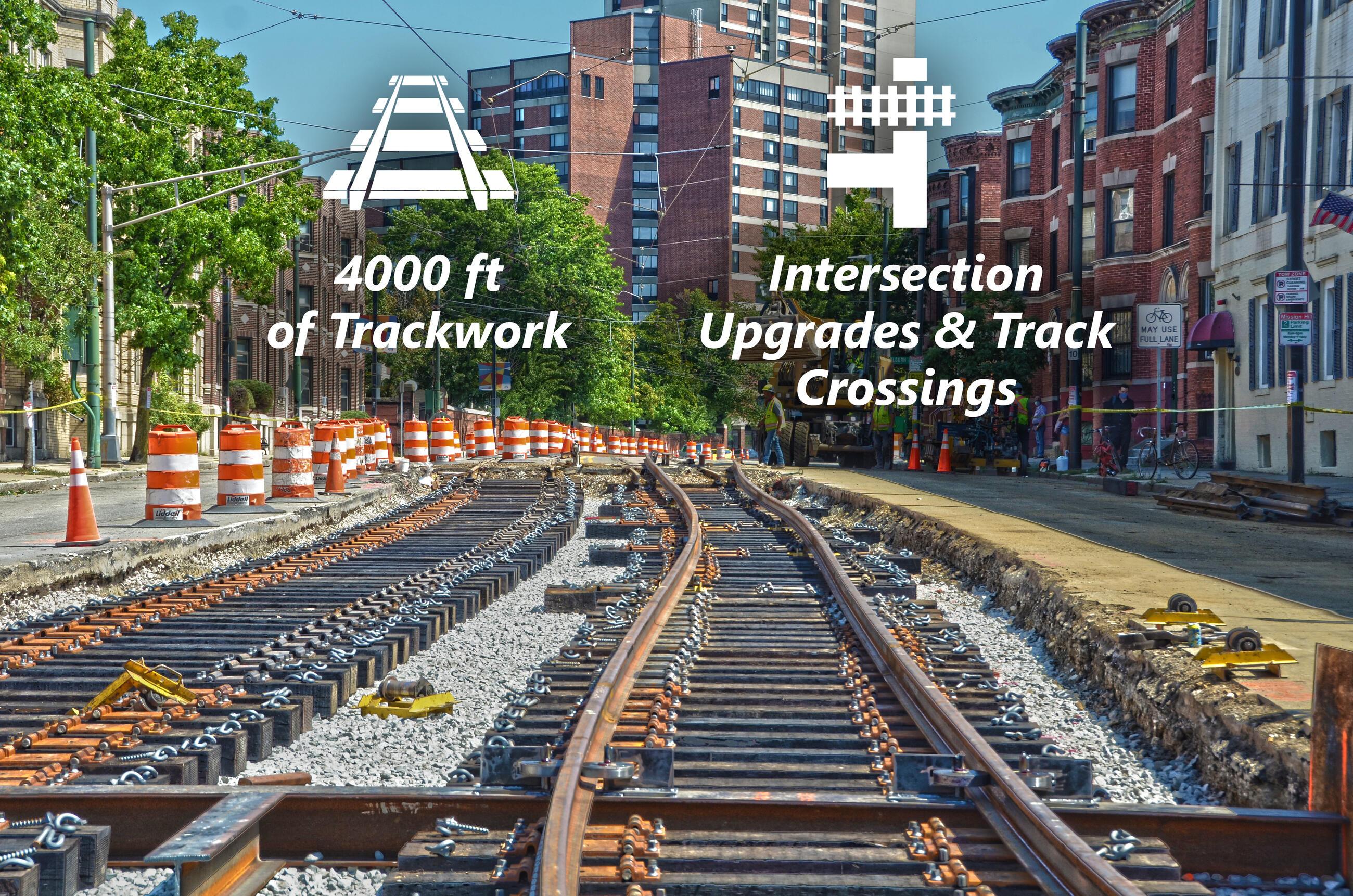 E Branch Track Work Details